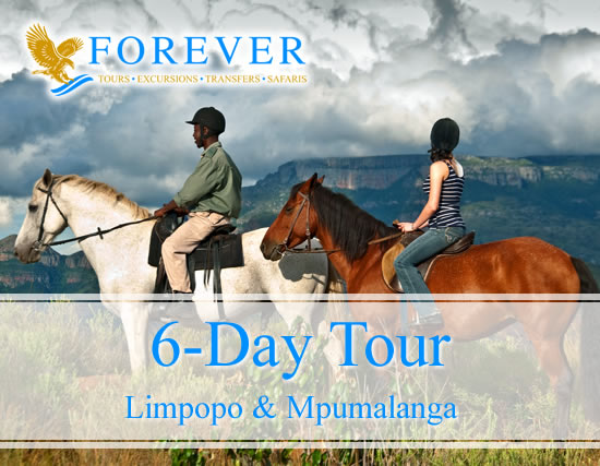 6 Day Tour: Limpopo & Mpumalanga